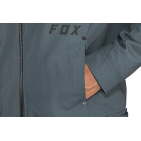 Fox Mercer Jas Heren blauw